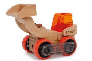 SMALL FOOT – Bulldozer da Costruire (3+)