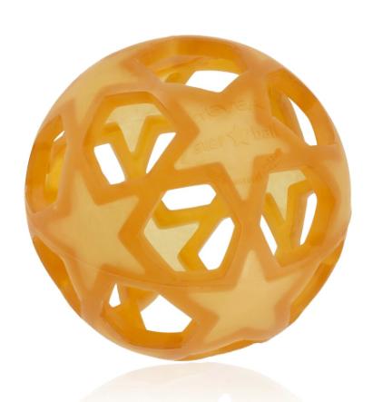 HEVEA – Starball Palla in Gomma Naturale (3m+)