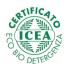 certificato eco bio detergenti