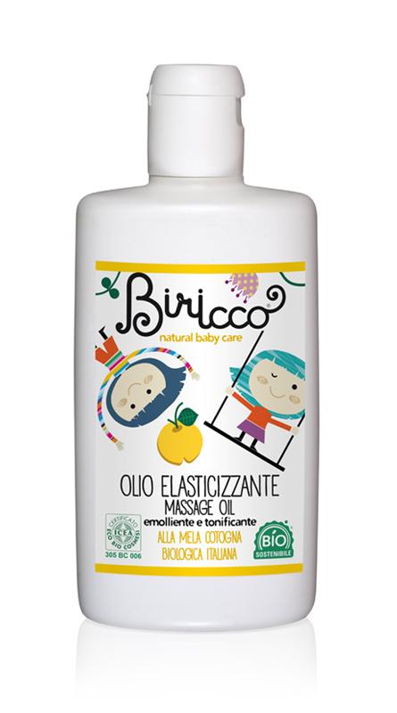 BIRICCO – Olio Elasticizzante Mamma