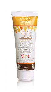 OFFICINA NATURAE – Crema Solare Bimbi Spf 50+