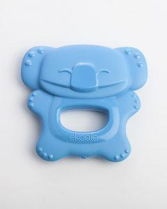 EKOALA – Massaggiagengive in Bioplastica 100% Biodegradabile (Azzurro)