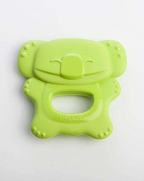 EKOALA – Massaggiagengive in Bioplastica 100% Biodegradabile (Verde)