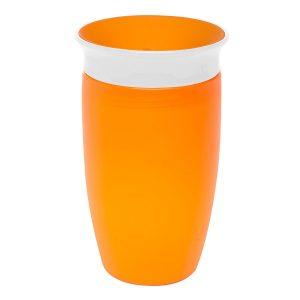 MUNCHKIN – Bicchiere Miracle 360 Arancione 12+