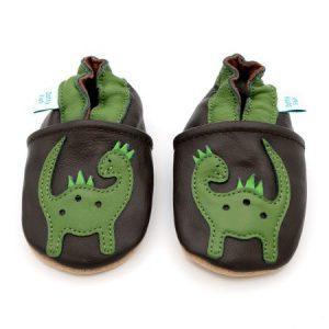 DOTTYFISH – Ciabattine in Pelle Dinosauro
