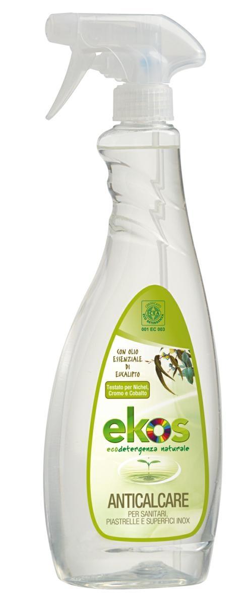 EKOS – Anticalcare Per Bagno e Sanitari Spray