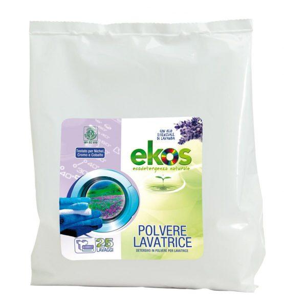 EKOS – Detersivo in Polvere Lavatrice 2 kg