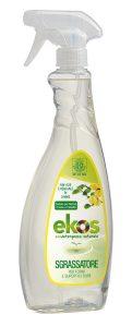 EKOS – Sgrassatore Spray al Limone