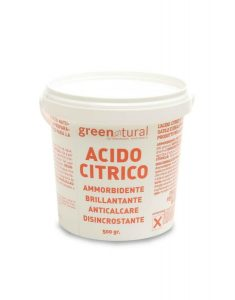 GREEN NATURAL – Acido Citrico
