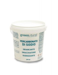 GREEN NATURAL – Percarbonato di Sodio
