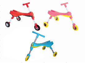 SCUTTLEBUG – Triciclo Pieghevole