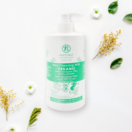 NAPPYNAT – Latte Detergente Biologico