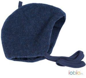 POPOLINI – Cappello Pile Di Lana Blu