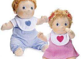rubens barn bambole empatiche articolo
