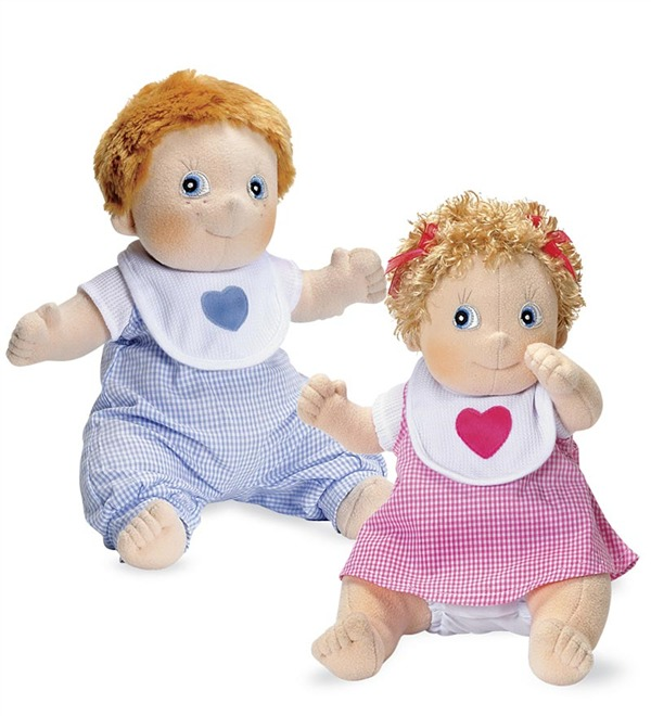 Le bambole empatiche: cosa sono? - La bottega delle befane