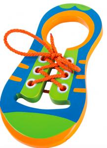 SMALL FOOT  – Scarpe da Allacciare