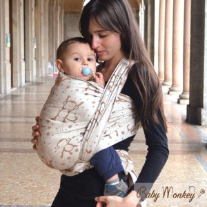 BABYMONKEY – Fascia Rigida Little Monkey (Tg 6)