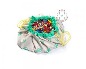 PLAY&GO – Sacco PortaGiochi (Cactus)