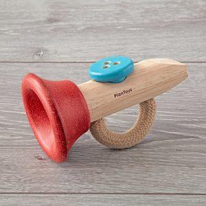 PLAN TOYS – Kazoo una Trombetta Originale
