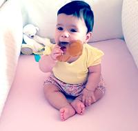 dentizione neonato