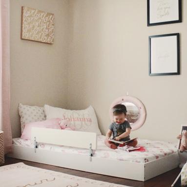 La nanna nel lettino montessori la bottega delle befane - Sacco letto bimbo ...