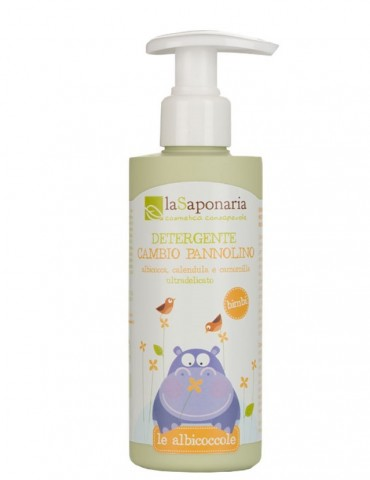 LA SAPONARIA – Detergente Cambio Pannolino Bio