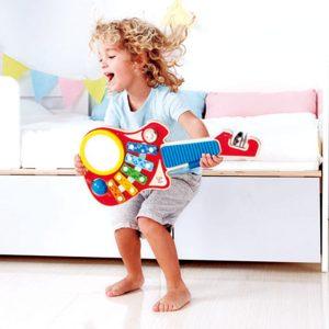 HAPE – Chitarra per Bambini Multi Strumento