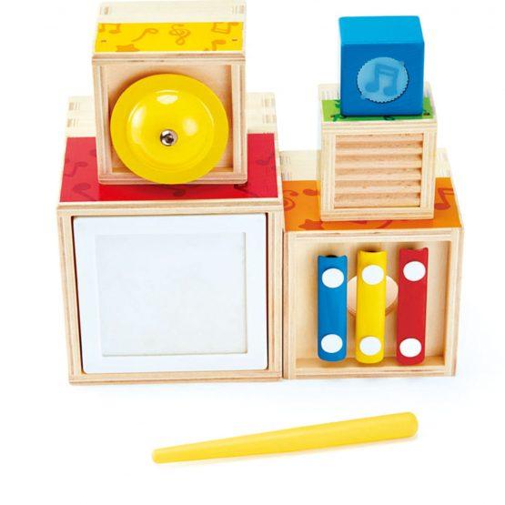 HAPE – Cubi Musicali
