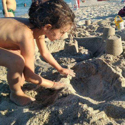 I segreti per un castello di sabbia perfetto