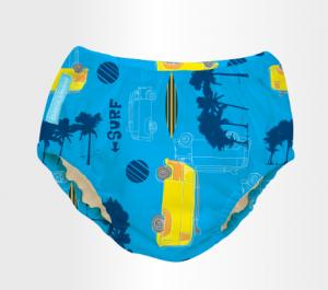 CHARLIE BANANA – Costume Contenitivo Lavabile Surf (Taglia M)