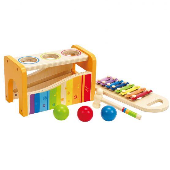 hape - xilofono con palline