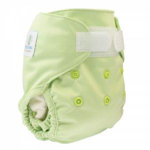 BLÜMCHEN – Cover Newborn Verde