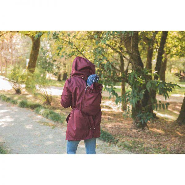 wear me - giacca per portare