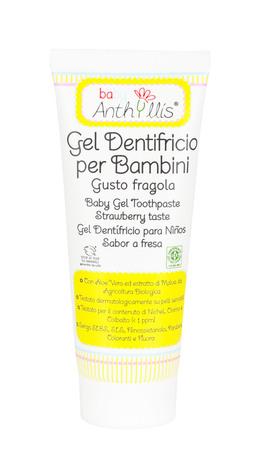 BABY ANTHYLLIS – Dentifricio Primi Denti