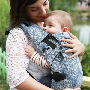 NEKO – Marsupio Ergonomico Regolabile Baby Ayaz Glitter