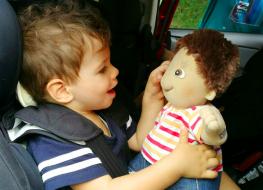 rubens barn - bambole empatiche