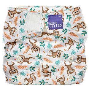 BAMBINO MIO – Pannolino Lavabile Aio Scimmie