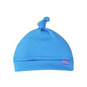 BAMBINO MIO – Cappellino Neonato Azzurro