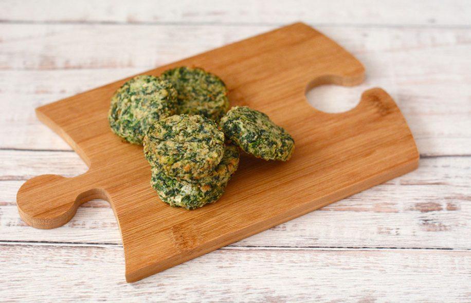 polpette spinaci ricetta per bambini autosvezzamento