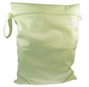 BLÜMCHEN- Wet Bag Verde