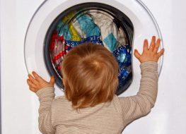 lavare e manutenzione pannolini lavabili negozio a milano