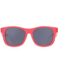 BABIATORS – Occhiali da Sole Baby Rosso (Taglia 0-2)