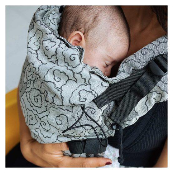 NEKO – Marsupio Ergonomico Regolabile Toddler Lokum Hazel