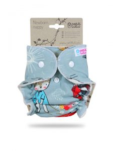 PETIT LULU' – Fitted Newborn Animali