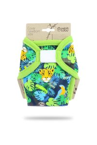 PETIT LULU' – Cover Newborn Jungle Velcro