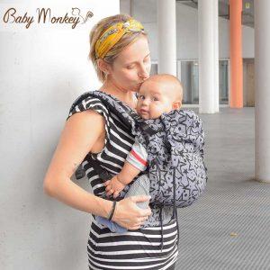 BABYMONKEY – Marsupio Regolo Twinkle Twinkle