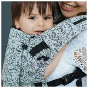 NEKO – Marsupio Ergonomico Regolabile Baby Efes Paisley Light