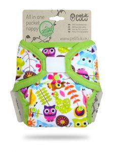PETIT LULU' – Aio Pocket Gufi (Velcro)