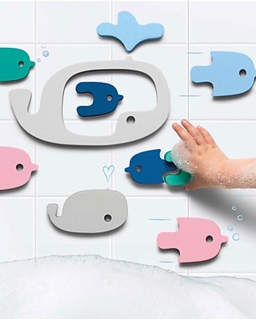 QUUT – Puzzle da Bagnetto Balene
