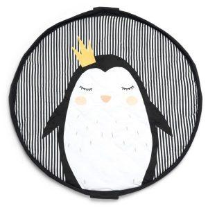 PLAY&GO –  Sacco PortaGiochi Soft Pinguino